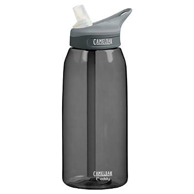 "Trinkflasche ""eddy"", Mod. 14 1000ml, Charcoal"