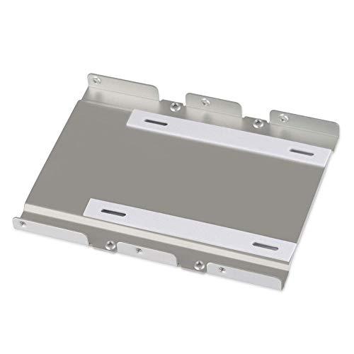 """Lâ Vestmon - Supporto da Incasso in Lega di magnesio per HDD/SSD da 2,5\"""" a 3,5\"""""""