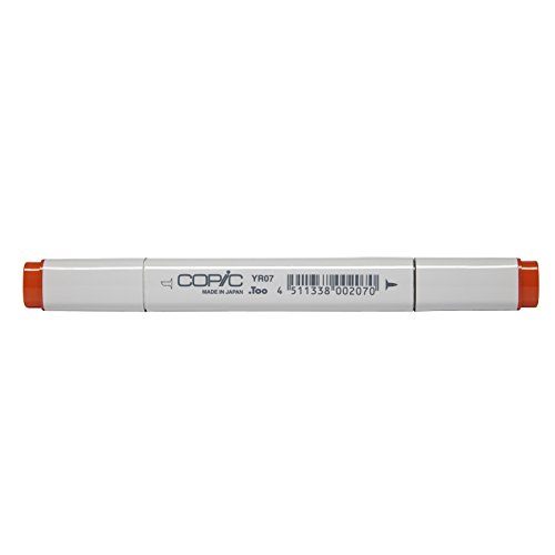 Copic YR07 Evidenziatore, Colore: Arancio di cadmio
