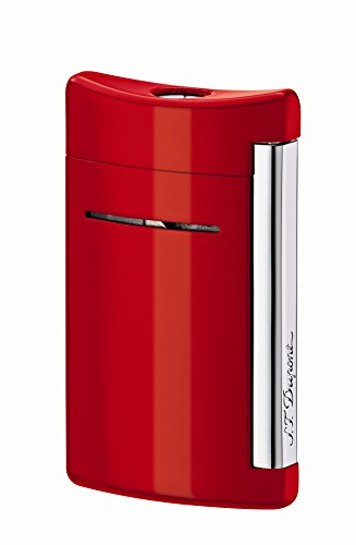 st-dupont-minijet-lighter-fiery-red