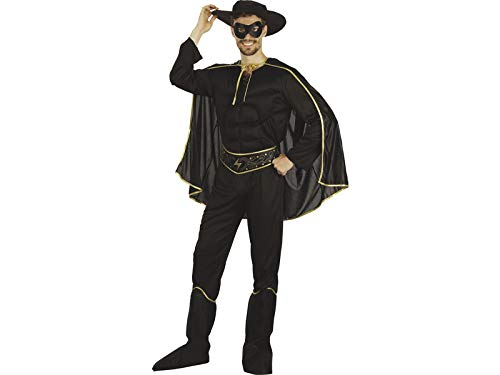 DISONIL Kostüm Bandit Mann Größe M (Bandit Kostüm Männer)