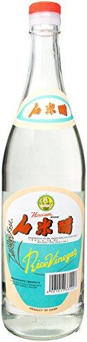 Vinaigre riz blanc NARCISSUS 600ml 4% China