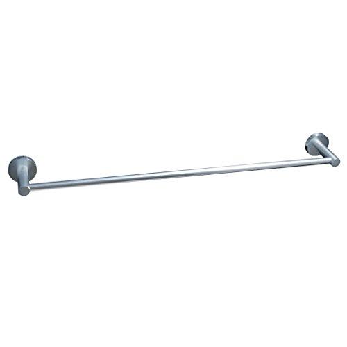 Home mall- Spazio alluminio Un singolo Towel Rack barra di tovagliolo singolo colpo portasciugamani