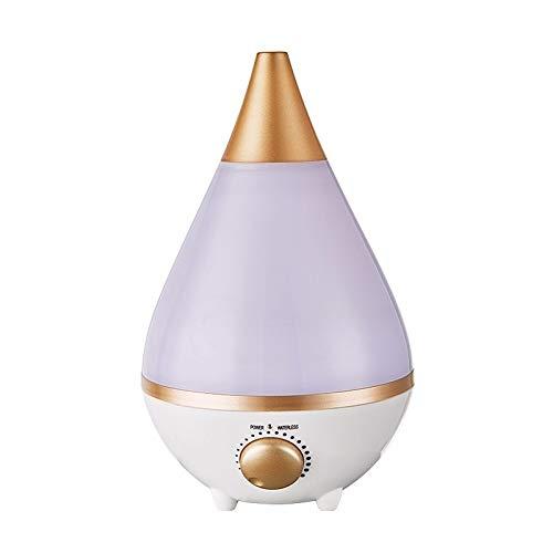 Humidificador Hogar 3L humidificador de Gran Capacidad Escritorio silencioso aromaterapia Aire húmedo...