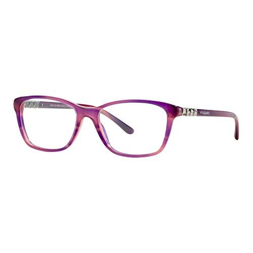 Bulgari 4097B5254 Occhiali da vista eyeglasses sehbrille colore porpora