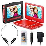 Best Portable Dvd Players For Children - Portable DVD Player for Car, Plane More Review