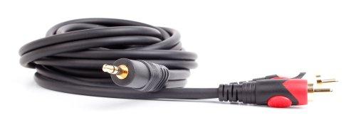 Für Ihre Creative Woof 3 | Creative Sound Blaster Roar Pro | Creative Sound Blaster Roar 2 | Creative Nuno | Creative Nuno micro (IFA 2016) Lautsprecher: Audio Kabel | Stecker | Stereo-Audio-Aux-Kabel | Klinkenkabel |Stereoanlage-Kabel | Hi-Fi- Aux Audio Kabel | Klinkenstecker