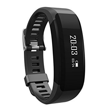 Smart Track 1- Heart Rate Monitor/ GPS Tracker/ Activity Tracker/ Sleep Monitor/ Life Waterproof- Excellent For Running, Sports, Watch, Fitness Tracking, not fitbit