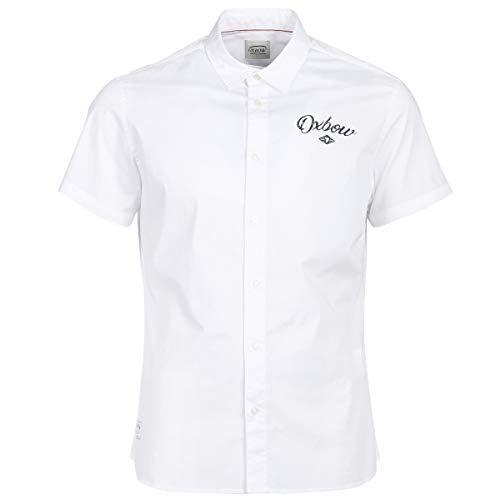 Oxbow CRETCHA Chemise Homme, Deep Marine, FR (Taille Fabricant : 3XL)