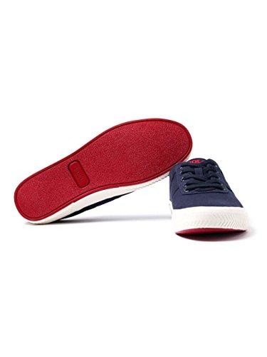 Polo Ralph Lauren Tyrian Hommes Sneaker Bleu A85 XZ4YZ XY4YZ XW4R7 Blau