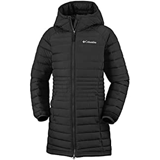Columbia Girls' Mid-Length Jacket, Powder Lite 2
