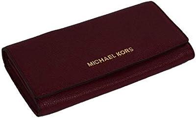 Michael Kors - Monedero, diseño con Texto Dorado