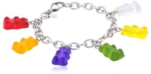 haribo-360027500-ladies-bracelet-stainless-steel