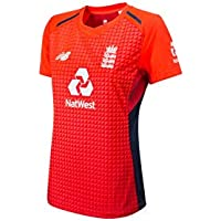 New Balance Ecb Replica T20 Women's Short Sleeve tee Camiseta, Mujer