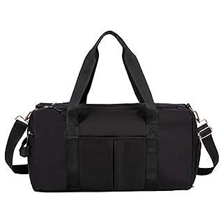 Mzl Unisex-Handtaschen Separate Schuhfächer Kurzstrecken-Handgepäcktaschen Reisetaschen Fitnesstaschen 32L mittelgroße Tasche