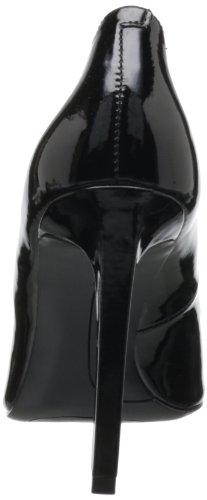 Nine West Tatiana Leather Pump Dress Black Synthetic