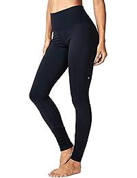 1a1a2bb703 CRZ YOGA Women's High Waist Tummy Control Stretchy Legging Sports Yoga  Pants Workout Tights -25