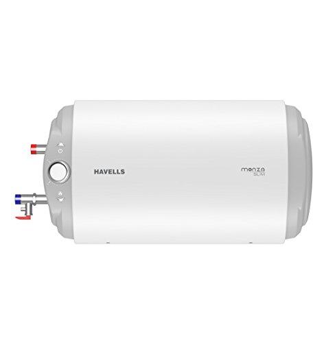 Havells Monza Slim SM HL 15-Litre Storage Heater (White)