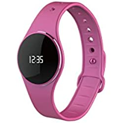 Mykronoz Zecircle - Smartwatch con pantalla táctil OLED, color rosa