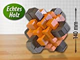 Playtastic Geduldspiel aus Holz - Magic Criss-Cross -