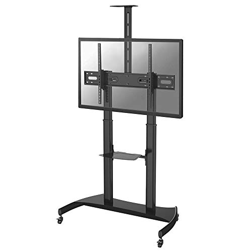NEWSTAR PLASMA-M1950E Mobile Flat Screen Floor Stand Height: 128-160cm 60-100Zoll Mobile Flat-screen