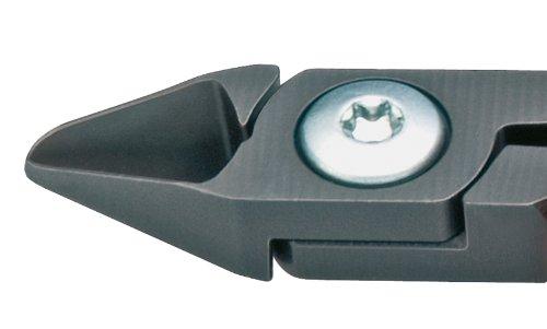 KNIPEX-75-02-125-EAN-Pince-coupante-de-ct-pour-llectronique-brunie-avec-gaines-en-plastique-125-mm