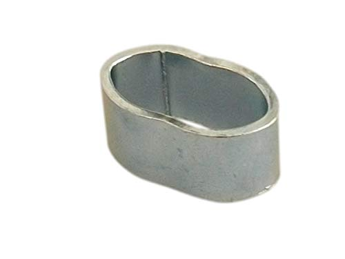 10 Stück 8mm Würgeklemmen Klemmen f. Expanderseil, Seil, Plane, Spanner