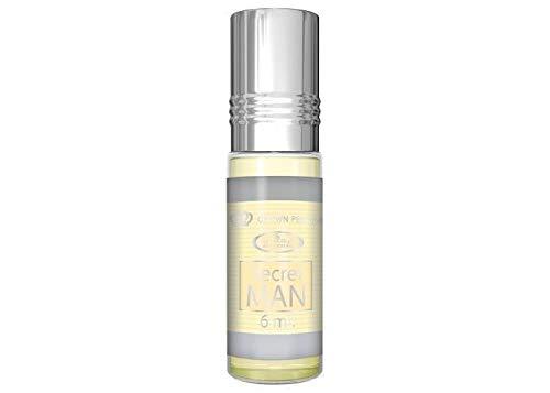 Al Rehab Secret man al rehab 6ml parfümöl hochwertig orientalisch arabisch oud misk musk