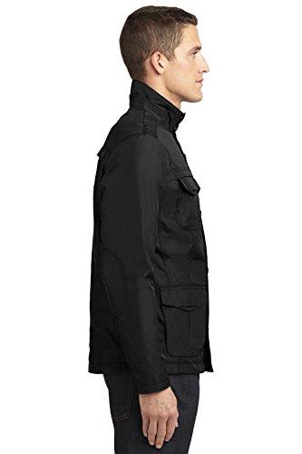 Autorité portuaire Men's Jacket Veste légère-cigare Noir - Noir