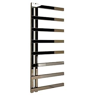 Kudox 5060235348952 Astrillo Towel Rail, Chrome Plated