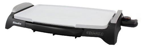 Siméo CV405 Plancha Noir/Blanc 58 x 31 x 10,5 cm