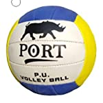 Port Synthetic PU Volleyballs