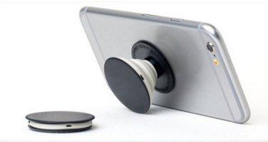 YOUBO 2 Piezas teléfono móvil móvil soporte de la mesa escritorio pop soporte de sobremesa redonda soporte para teléfono aire de la manera más Sac para iphone7 Ipad Samsung Xioami