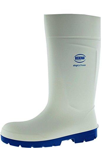 Bekina , Chaussures de sécurité pour homme Blanc - Blanc