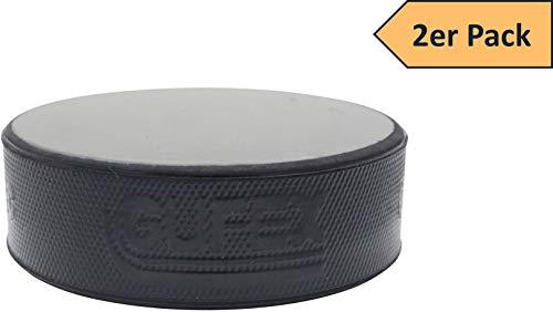 Gufex Eishockey Puck Official IIHF (2 x Puck)