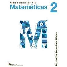 MATEMATICAS 2 SANTILLANA FORMACIÓN PROFESIONAL BÁSICA