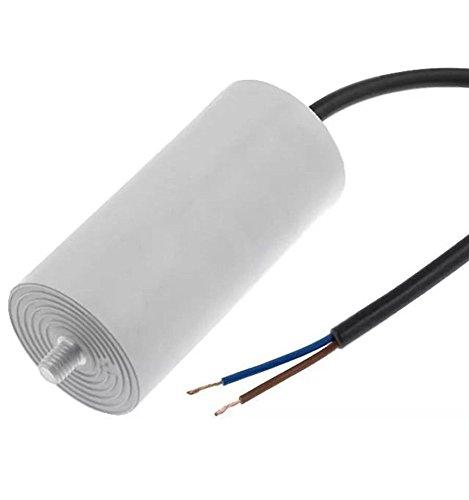 Find A Spare Encontrar un recambio Condensador universal 1.5UF, 1.5MFD 450Vac con conectores de...