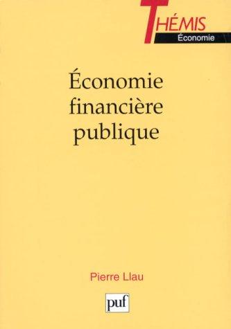 Économie financière publique