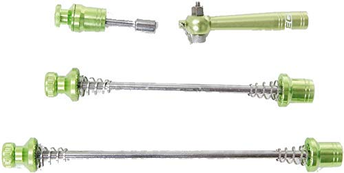 CONTEC Unisex- Erwachsene SQR Select + Schneppspannerset, Guerilla Green, Set
