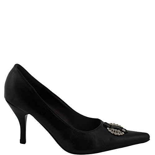 Rasalle Paris , Hi-Top Slippers femme Noir - Noir