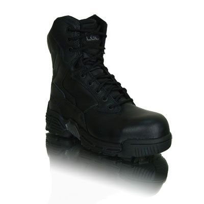 Magnum Stealth Force 8.0 Leather CT Wandern Stiefel Schwarz