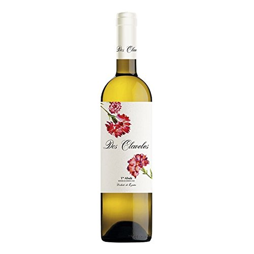 2 X 75 Cl - Toro Albalá Vino Blanco Dos Claveles Botella