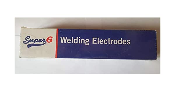 5KG Super 6 E6010 3.2 mm Pipe Vertical Welding Rods Electrodes
