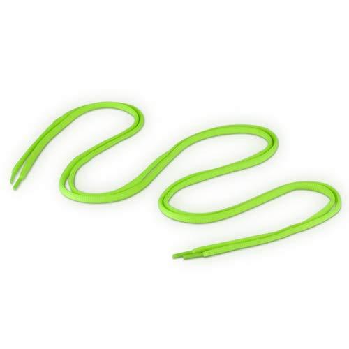 KSE Racing Schnürsenkel 115cm neon-grün
