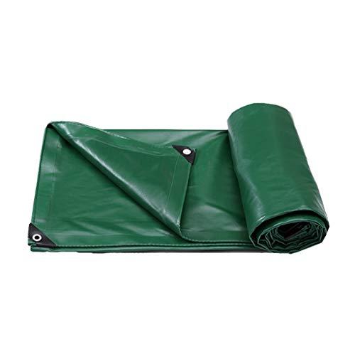 FOOD Gartenkamerad-Plane wasserdichtes Heavy Duty, große Plane grün, Staubschutzmatte für Outdoor-Camping-Grill (Größe: 3 * 3m / 9ft * 9ft) (größe : 3 * 3m) (9 Sonnenschirm Ft)