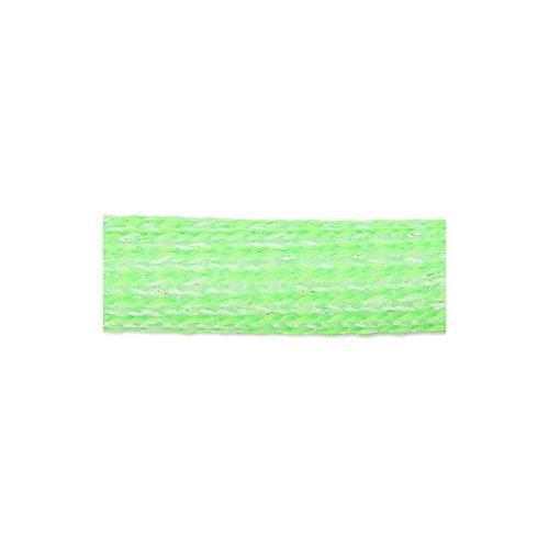 corda-intrecciata-10-mm-verde-fluo-paillettes-x3m