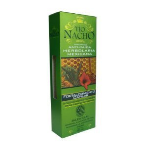 Tio Nacho Mexican Herbs Royal Jelly Hair Strengthening Shampoo 14 Ounce (Pack of 2) by Tio Nacho