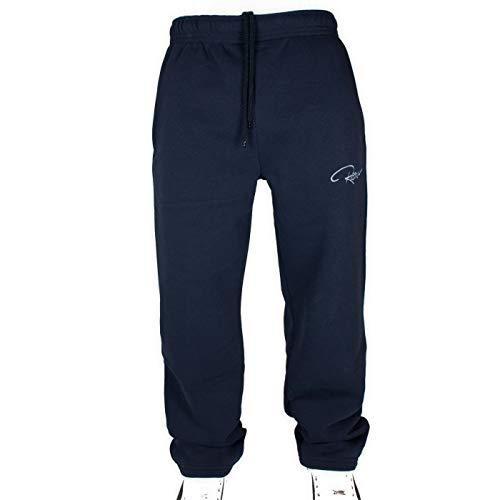 REDRUM Plain Pant Jogging Farbe: Navy, Größe: XL (Hunde T-shirt Plain)