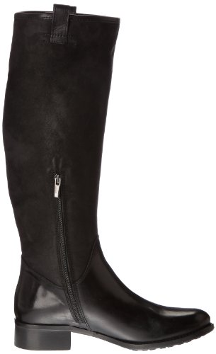 Donna Piu Olivia Tequila, Bottes femme Noir (Tequila Nero)