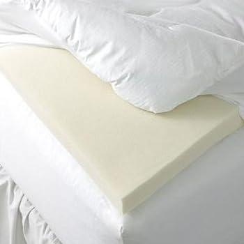 Linens Limited Surmatelas 2 personnes en mousse à mémoire de forme - 5 cm - 150 x 200 cm
